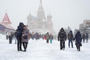 """""""Нас ждут трескучие морозы"""": Гидрометцентр предупредил о 20-градусном морозе в Москве"""