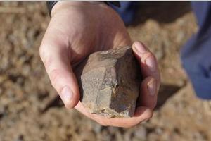 Древние люди в некоторых частях Африки использовали примитивные каменные орудия через 20 000 лет после того, как другие перешли к специализи