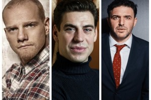 Максим Аверин, Дмитрий Дюжев и еще шесть российских актеров выше 190 см, которые могли бы выбрать карьеру баскетболиста