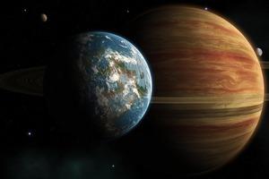 Атомный самолет для исследования Юпитера: ученые планируют изучить планету