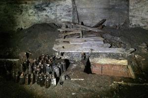 Пивную пещеру 1800-х годов обнаружили под общественным садом Сент-Луиса