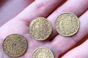 В Венгрии обнаружили клад из 7000 серебряных монет, в том числе пенни, выпущенный Папой Пием (1458–1464 гг.)
