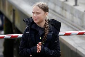 Изображение 18-летней экоактивистки Греты Тунберг появится на марках Швеции