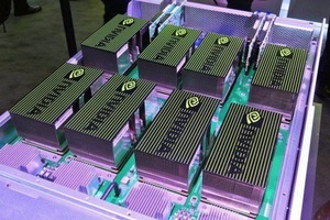 Прорыв за пределы разумного. NVIDIA готовится выпустить процессор для суперкомпьютеров