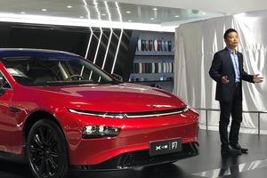 Конкурент Tesla: Xpeng выпускает седан P5 с функциями автоматического вождения