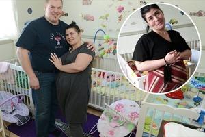 Парень повез жену в больницу рожать пятерняшек, но врачи быстро раскрыли обман