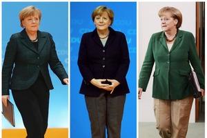 Она не всегда ходила в штанах: как Ангела Меркель выглядела в молодости (фото)