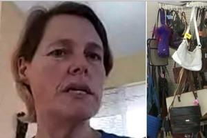 Женщина купила б/у сумку и обнаружила в ней флешку. Она решила посмотреть файлы