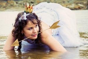 Иностранцам не понять: подборка самых нелепых фото с русских свадеб