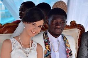Генетика творит чудеса: каким получился ребенок у русской девушки и нигерийского принца (фото)