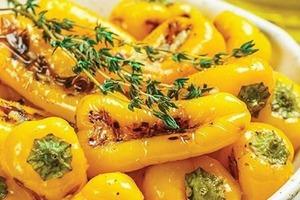 Жених-серб научил готовить летнюю закуску из болгарского перца. Жениха нет, а рецепт остался: делюсь