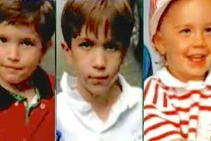 Женщина вместе с 3 детьми пропала. Их нашли только через 15 лет