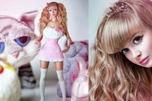 Настолько красивая, что страшно одной выйти на улицу: русская девушка с кукольной внешностью, которая никогда не прибегала к услугам пластич