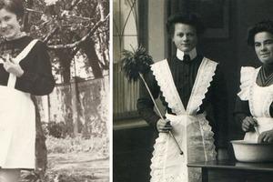 Тайна белого фартука. Почему школьная форма СССР была похожа на униформу горничных?