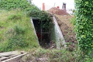 Женщина купила бункер времен ВОВ и превратила его в дом, о котором мечтала