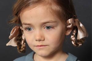 Марта Тимофеева: история 9-летней девочки из России, снявшейся в 39 фильмах