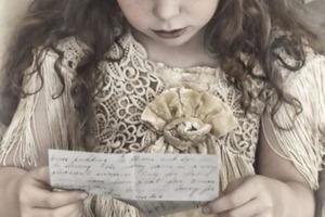 Дело случая: маленькая девочка неправильно прочитала одно слово из письма, чем навсегда изменила жизнь брата