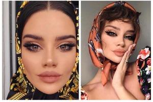 Удивительная красота россиянки оказалась заслугой хирургов: детские фото