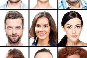 Выберите лицо, которое наиболее вам симпатично, и узнаете о себе много нового
