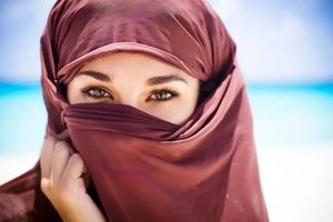 Купальник для мусульманки: как он выглядит (фото)