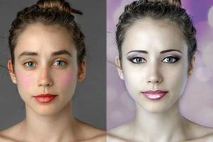 Такие разные стандарты красоты: девушка разослала свое фото в несколько стран с просьбой сделать ее красивой