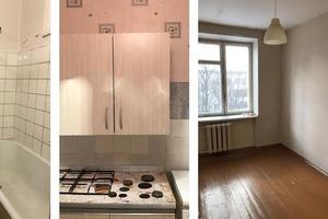 """Девушка сделала такой косметический ремонт в съемной квартире, что теперь это """"квартира на миллион"""": фото"""