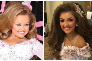 Совсем другие девочки: как выглядят маленькие победительницы детских конкурсов красоты без макияжа