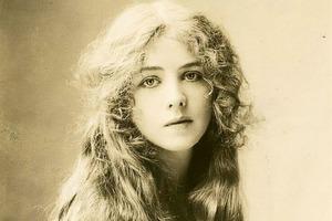 Фото 100-летней давности, на которых изображены красивые женщины начала XX века