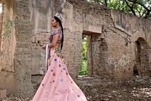 Нестандартная красота: девушка с необычной внешностью покорила жюри конкурса