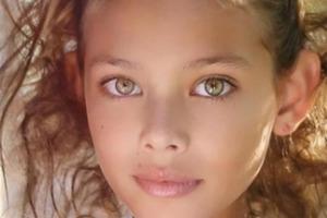 Девочка с глазами как у эльфа превратилась в шикарную девушку. Фото