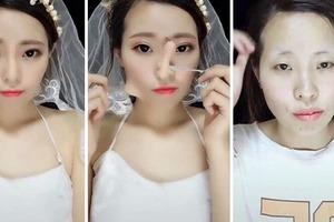 10 фото красавиц, которые, сняв макияж, выглядят совсем неприметно