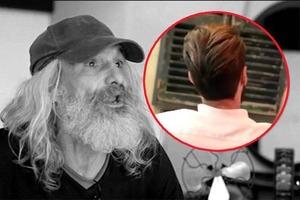 55-летний бездомный попал в салон красоты и превратился в импозантного мужчину