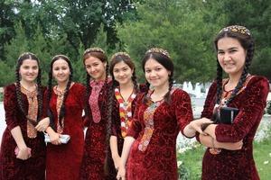 Как живут люди в одной из самых закрытых стран мира —Туркменистане (фото)