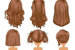 Тест: что можно сказать о личности женщины по ее прическе?