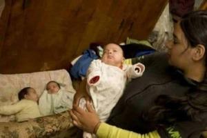 7 детей в 17 лет: история юной многодетной мамы