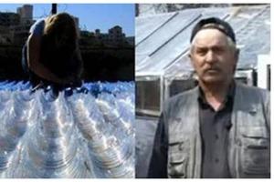 Мужчина несколько месяцев собирал пустые пластиковые бутылки, а затем сильно удивил своих соседей, создав из них удивительное сооружение