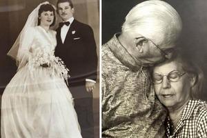 Жили долго и счастливо. Супруги, прожившие вместе 70 лет, ушли в один день, с разницей в 40 минут
