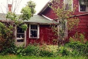 Женщина нашла заброшенный дом в лесу, но когда открыла дверь, то обомлела: внутри был старик