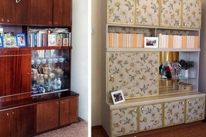 Не выбрасываем советскую мебель: ее можно сделать яркой и современной (идеи, фото)