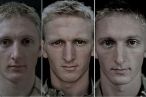 Лица не обманывают: снимки солдат до, во время и после войны