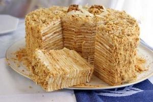 Быстро и вкусно: готовлю мягкий, очень нежный и ароматный творожный торт на сковороде для своих детей