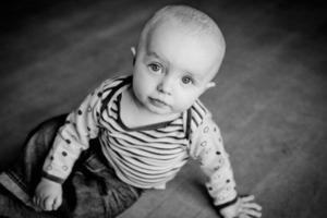 Зачем в СССР брили детей наголо, когда им исполнялся один год