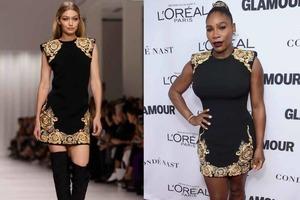 Когда одно и то же платье смотрится по-разному: звезды в одинаковых нарядах