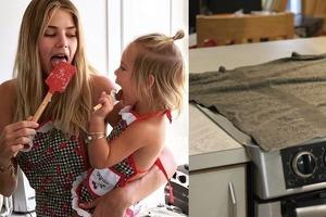 Почему так важно накрывать плиту влажным полотенцем: полезные советы для кухни