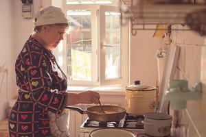 Правильный уход за сковородой, которому меня научила бабушка. Делюсь проверенным способом