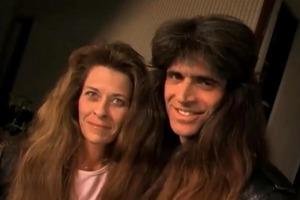 Не стригли волосы 10 лет: реакция супругов, увидевших друг друга без шевелюры