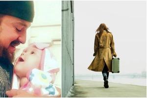 Мать бросила их сразу после рождения дочери: через 10 месяцев жизнь папы и ребенка полностью изменилась