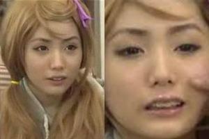 Корейская девушка не снимала макияж в течение 2 лет. Последствия интересного эксперимента