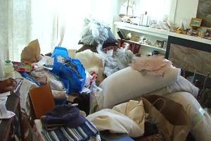 Жительница Калифорнии уехала из дома на пару дней, а вернувшись, обнаружила нежданых гостей