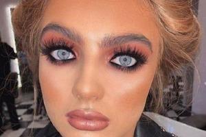 Одних макияж красит, а других – портит: 10 девушек, которые явно перестарались с косметикой